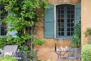 France-Provence-Domaine de la Baume outside
