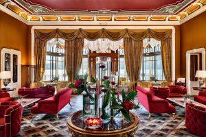 Italy-Lake Como-Grand Hotel Tremezzo