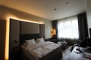Emblem Hotel Room