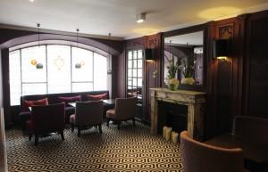 Hotel Mansart Breakfast Room