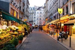 Rue de Buci, Paris
