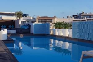 Malta, St Julians, Hotel Juliani