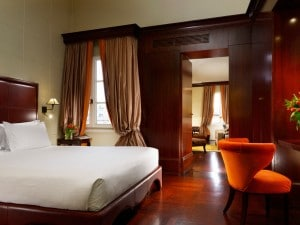 Italy, Florence, L'Orologio Hotel