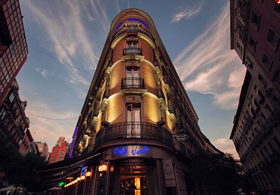 Spain madrid hotel preciados ormina tours for Hotel preciados madrid