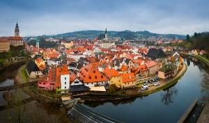 Czech-Český Krumlov