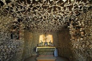 Czech-Sedlec Ossuary