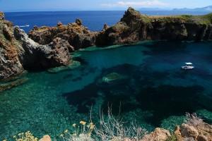 Italy-Aeoli Islands-Panarea