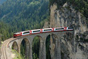 Italy, Bernina Express