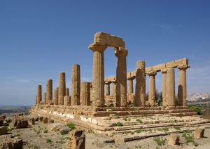Italy, Sicily, Agrigento Valley of Temples