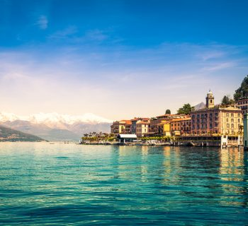 <p>Set in the shadow of the snow-covered Rhaetian Alps and encapsulated by steep wooded hills, discover Italy&#8217;s infamous glacial lake destination,Lake Como.</p>