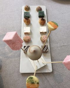 Villa Crespi - dessert