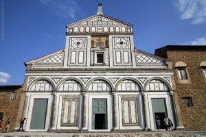 Italy - Florence - Basilica of San Miniato al Monte