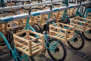 Eataly World bikes, Bologna, Italy