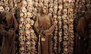 Italy - Rome - Capuchin Crypt