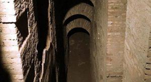 Italy - Rome - Christian Catacombs
