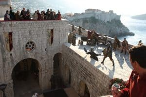 Filming Game of Thrones, Split, Croatia