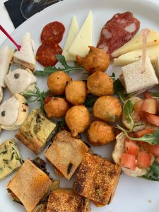 Typical Apulian aperitif