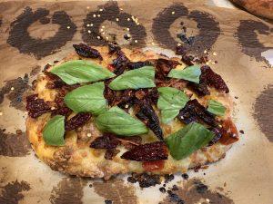 Italy - Puglia - Matera - pizza