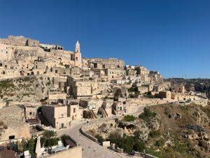 Sassi of Matera, Italy
