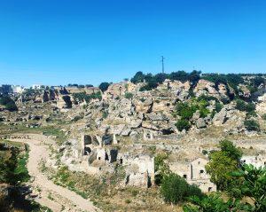 Casalnuovo of Matera, Italy