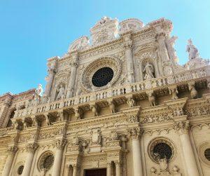 The Basilica di Santa Croce in Lecce, the gateway to the Salento Peninsula