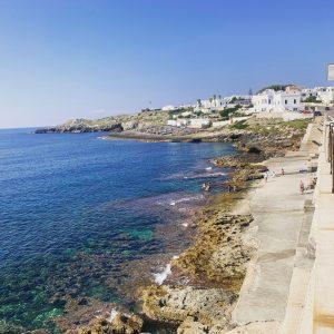 Santa Maria di Leuca, the southernmost point of Puglia