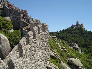 Climb Portugal's Castelo dos Mouros