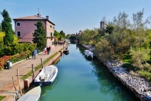 Torcello canal, Venice