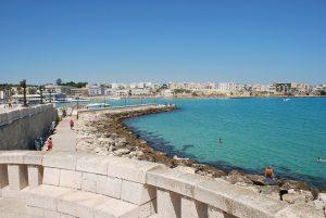 Otranto in Puglia's Salento Peninsula