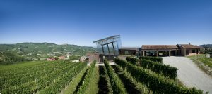 Italy, Piedmont, Ceretto Winery