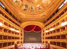 Inside Massimo Theatre, Palermo
