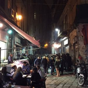 Vucciria market nightlife