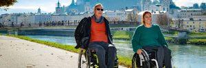 Austria Salzburg is a great accessible destination