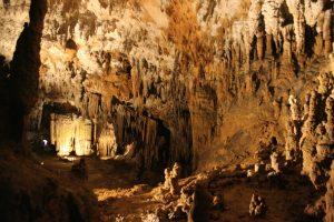 Underground in the Škocjan Caves