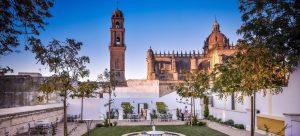 Bodegas Tío Pepe's stunning property