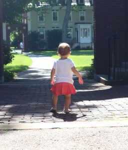 Eliana Exploring 14 Months
