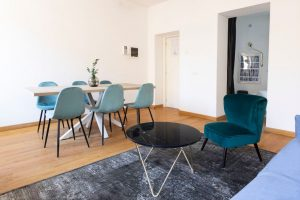 Rome Serviced Apartment Toddler Proof
