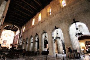 Ortigia Cathedral's Greek Columns