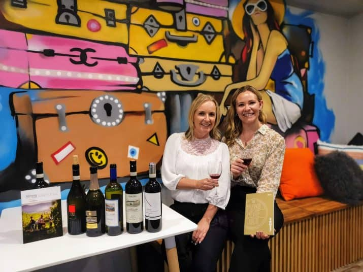 Recapping our Wine Tasting Event with TGWT