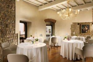 Brunelleschi Hotel's restaurant Santa Elisabetta