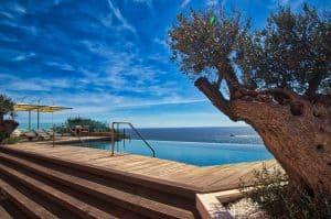 Faro Capo Spartivento Hotel Pool